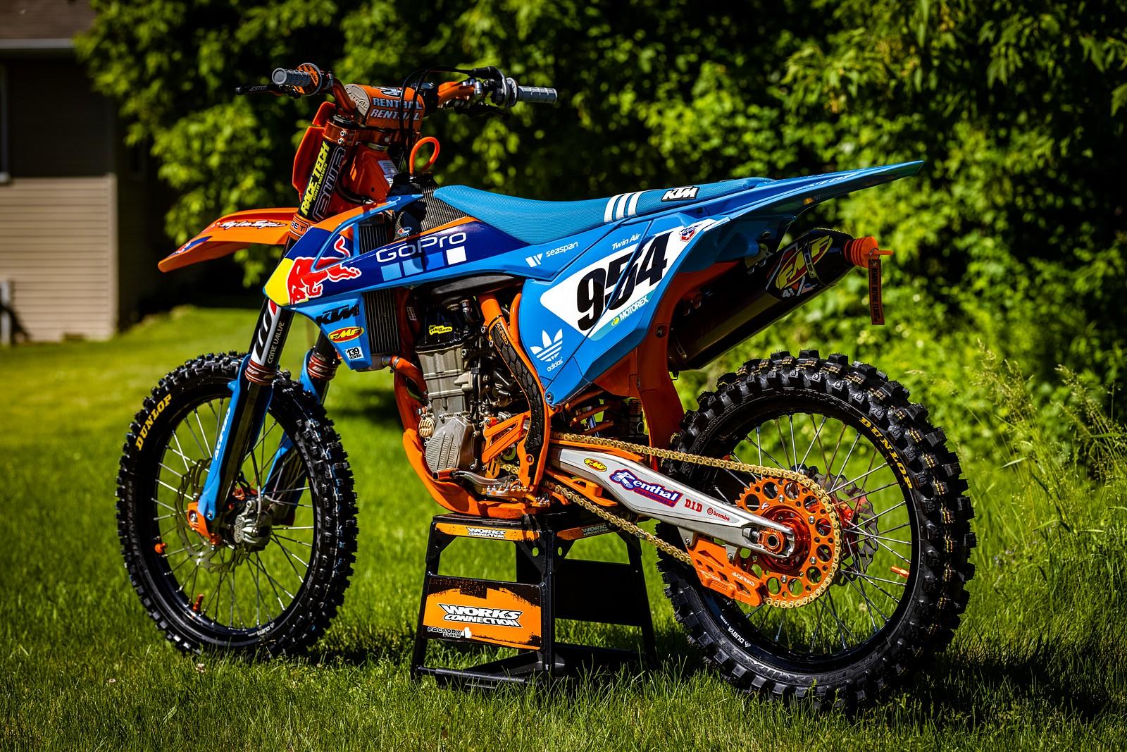 ktm 10 - GForce MMG - Motocross Pictures - Vital MX