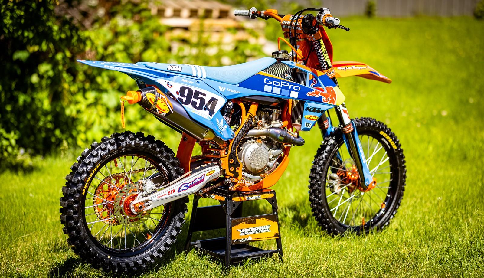 ktm 19 - GForce MMG - Motocross Pictures - Vital MX