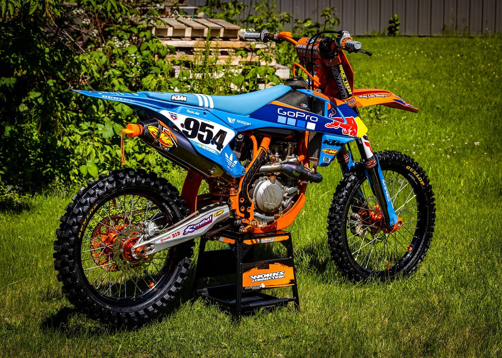 ktm 21 - GForce MMG - Motocross Pictures - Vital MX
