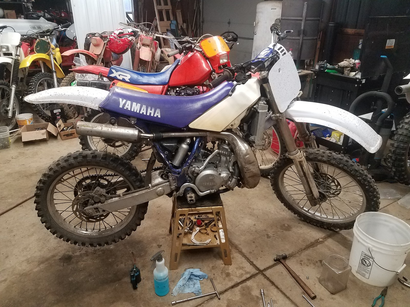 1989 yz250  - mpeters - Motocross Pictures - Vital MX