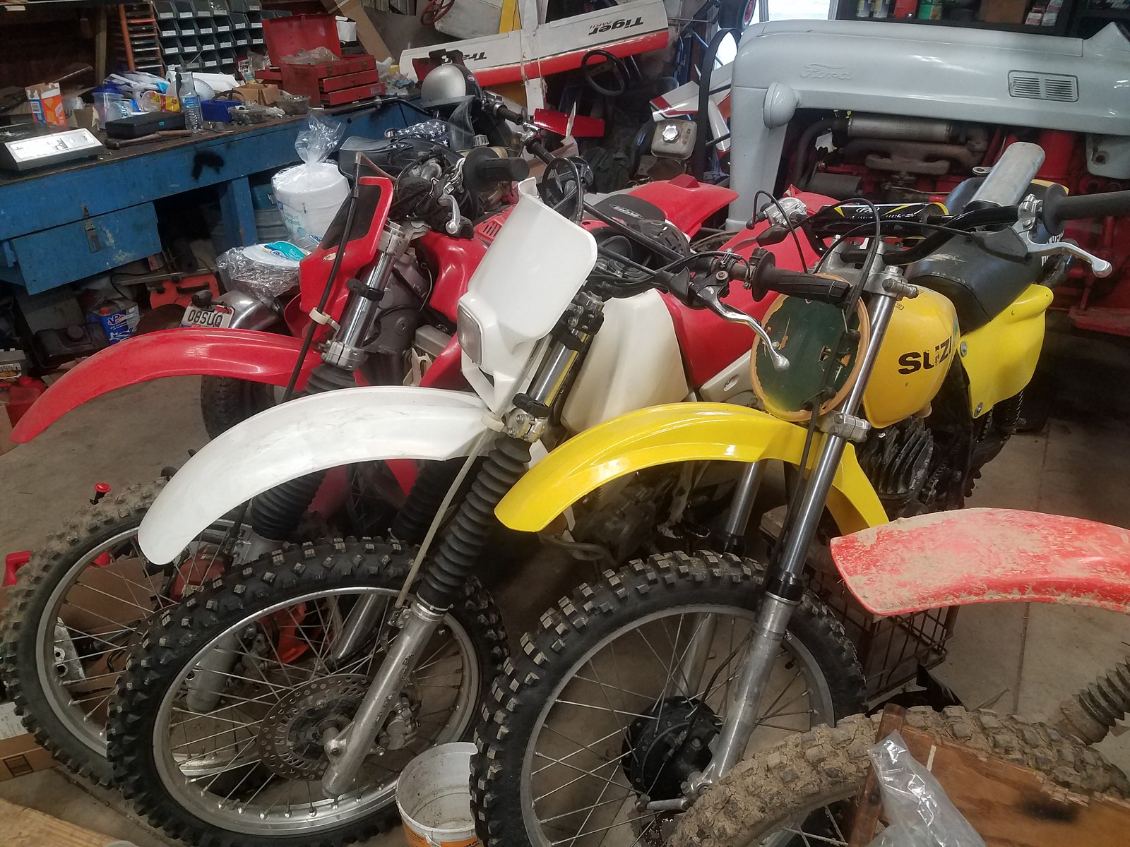 77 Suzuki rm250 - mpeters - Motocross Pictures - Vital MX