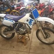 1989 yamaha yz250