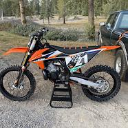 2021 KTM 250SX