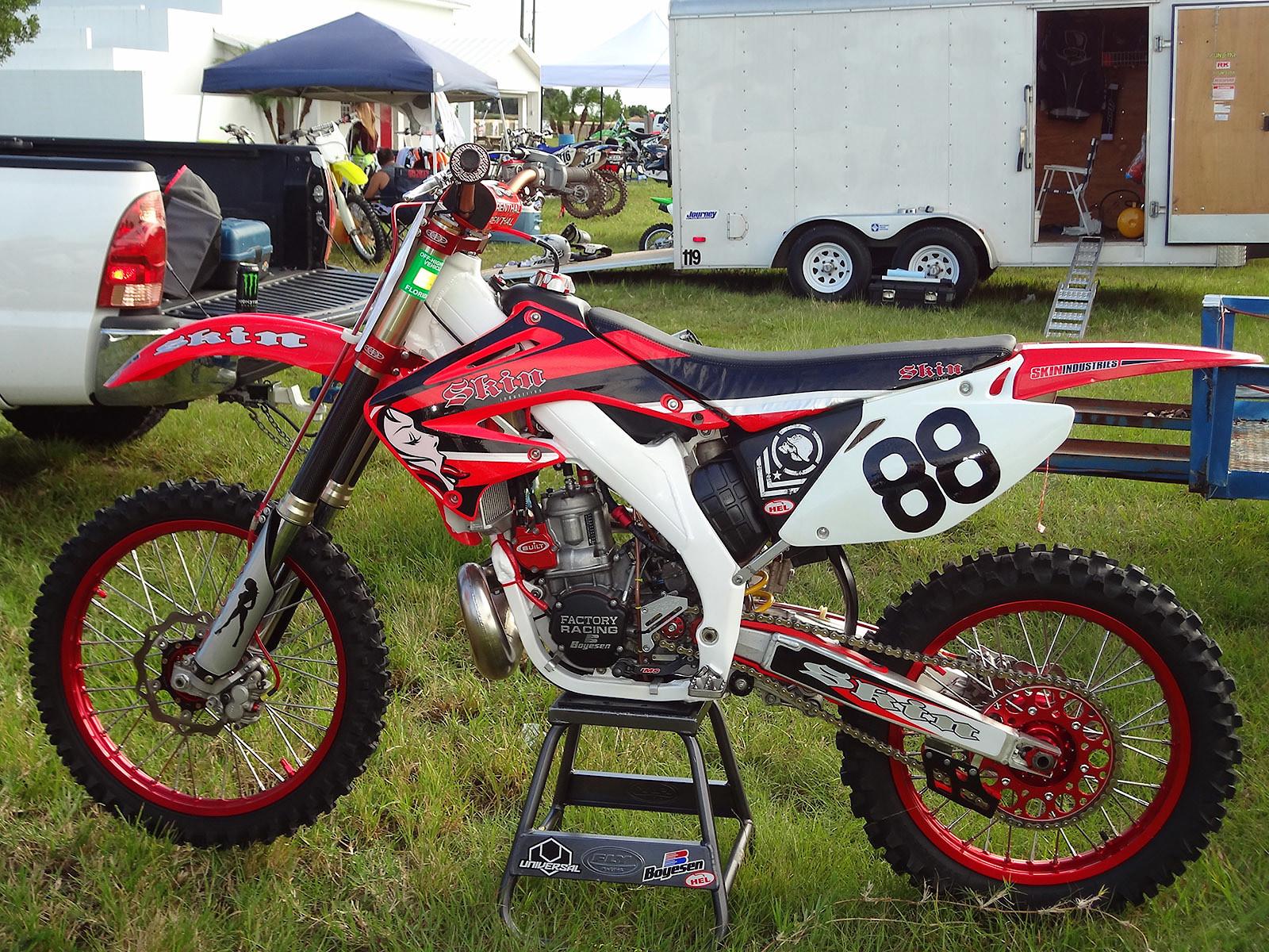2002 CR250R