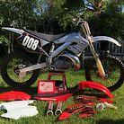 My 2001 CR250
