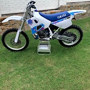 1991 Yamaha WR250
