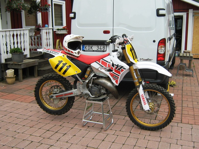 Swedes YZ125-project