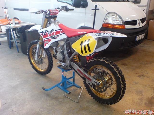 Yamaha YZ125-05