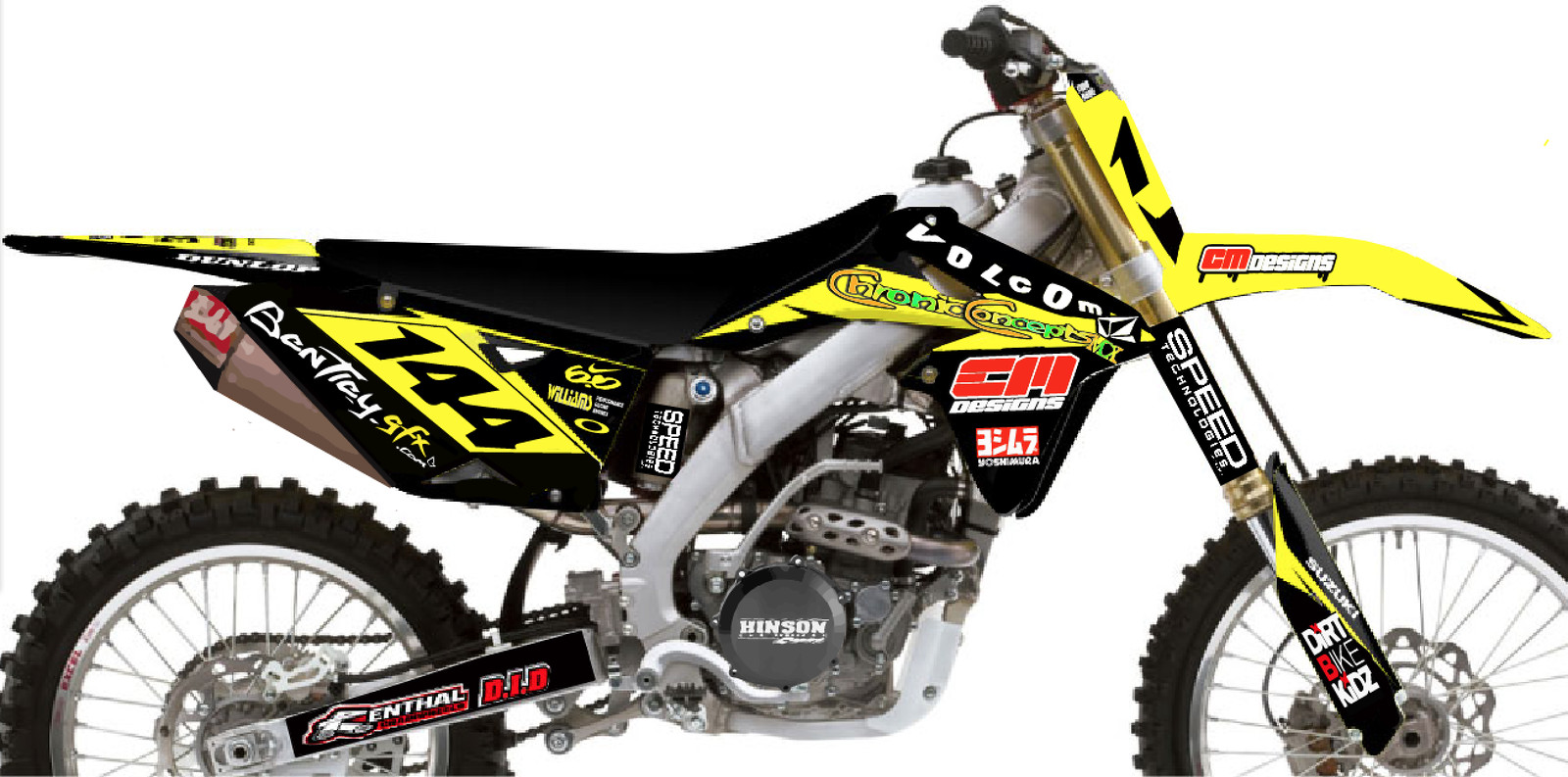 Suzuki rmz deals