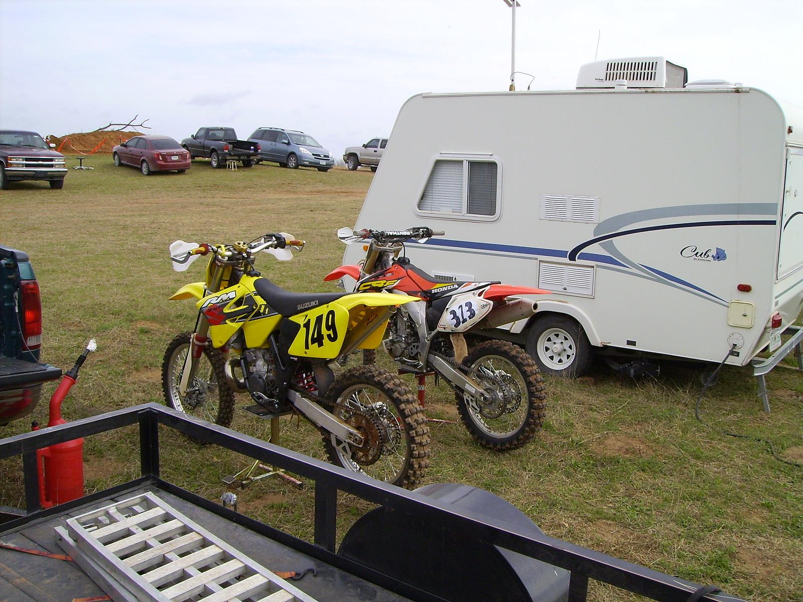 Rush Springs Race 07 - Slim Bill - Motocross Pictures - Vital MX