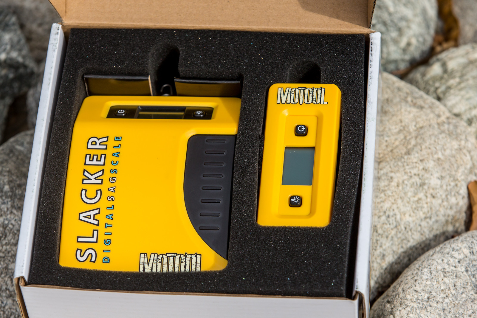 The updated look of the V2 Motool Slacker.